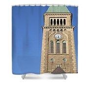 Gothenburg Church 08 Shower Curtain