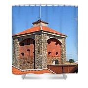 Gothenburg Fortress 03 Shower Curtain