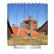 Gothenburg Fortress 05 Shower Curtain