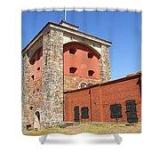 Gothenburg Fortress 06 Shower Curtain
