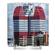 Gothenburg Utkiken Tower 06 Shower Curtain