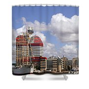 Gothenburg Utkiken Tower 07 Shower Curtain