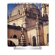 Gothic Cathedral Shower Curtain