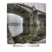 Gothic Morning Shower Curtain