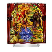 Gothic Room Shower Curtain