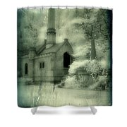 Gothic Splendor Shower Curtain