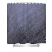 Gothic Wind Shower Curtain