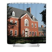 Governor House Annapolis Shower Curtain
