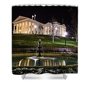 Governor's Mansion Shower Curtain