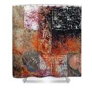 Grace And Chaos Shower Curtain