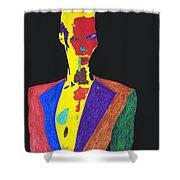 Grace Jones Shower Curtain