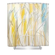Graceful Grasses Shower Curtain