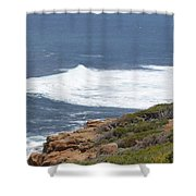 Gracetown Beach 1.1 Shower Curtain