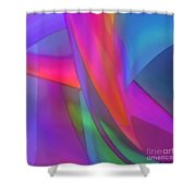 Gracile Shower Curtain