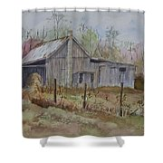 Grady's Barn Shower Curtain