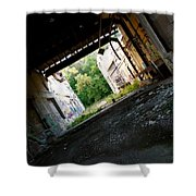Graffiti Alley 2 Shower Curtain