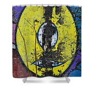 Graffitio Shower Curtain