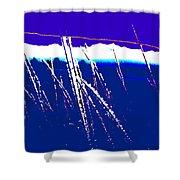 Grain Shower Curtain