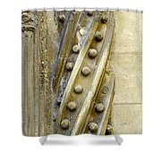 Granada Cathedral Doors And Other Details Shower Curtain