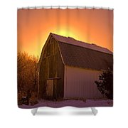 Granary Rise Shower Curtain