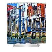 Grand Canal - Venice Shower Curtain