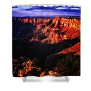 Grand Canyon 119 Shower Curtain