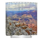 Grand Canyon 3687 Shower Curtain