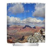 Grand Canyon 3930 Shower Curtain