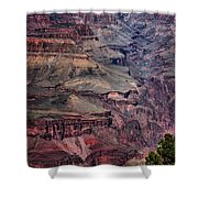 Grand Canyon 7 Shower Curtain