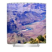 Grand Canyon 71 Shower Curtain