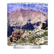 Grand Canyon 78 Shower Curtain