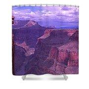 Grand Canyon, Arizona, Usa Shower Curtain