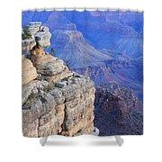 Grand Canyon At Dawn Shower Curtain
