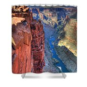 Grand Canyon Awe Inspiring Shower Curtain
