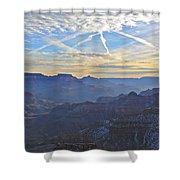Grand Canyon Dawn 2 Shower Curtain
