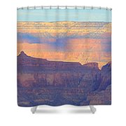 Grand Canyon Dawn 4 Shower Curtain