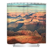 Grand Canyon Dawn Shower Curtain