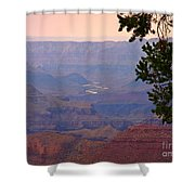 Grand Canyon Landscape One Shower Curtain
