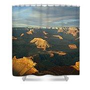 Grand Canyon National Park, Arizona, Usa Shower Curtain