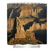 Grand Canyon North Rim Shower Curtain