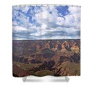 Grand Canyon Np Daytime Panorama Shower Curtain