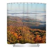 Grand Canyon Of Arkansas Shower Curtain