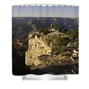 Grand Canyon Outlook Shower Curtain