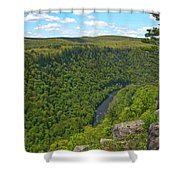 Grand Canyon Pa 2770 Shower Curtain