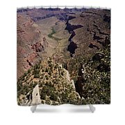 Grand Canyon South Rim 6 Shower Curtain