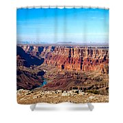 Grand Canyon Vast View Shower Curtain