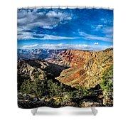 Grand Canyon Xxi Shower Curtain