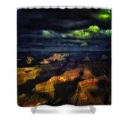 Grand Cayon 35 Shower Curtain