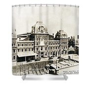 Grand Central, 1886 Shower Curtain