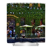 Grand Central Arcade - Seattle Shower Curtain